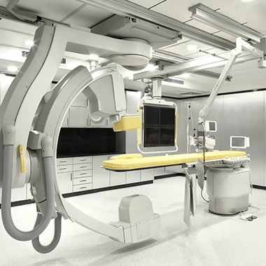 Angiography Systems, Rajaei Hospital- 2015