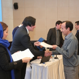 First workshop on Introduction of Zeiss Electron Microscopes-taimaz-زایس-تایماز